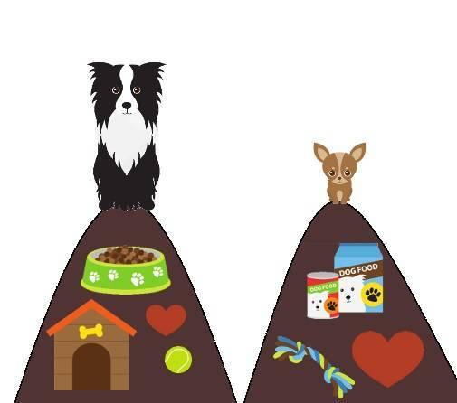 Colinas de los perros