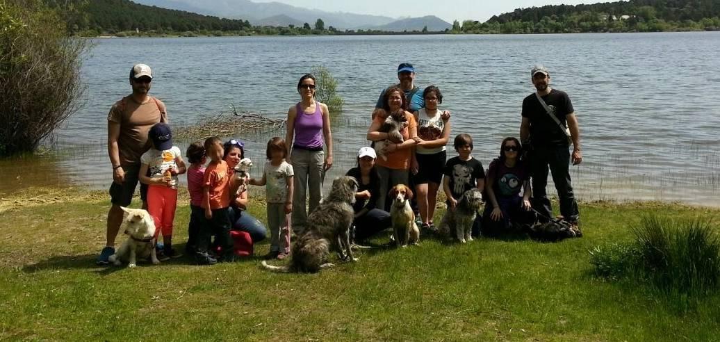 Salida de socialización canina: mayo 2015