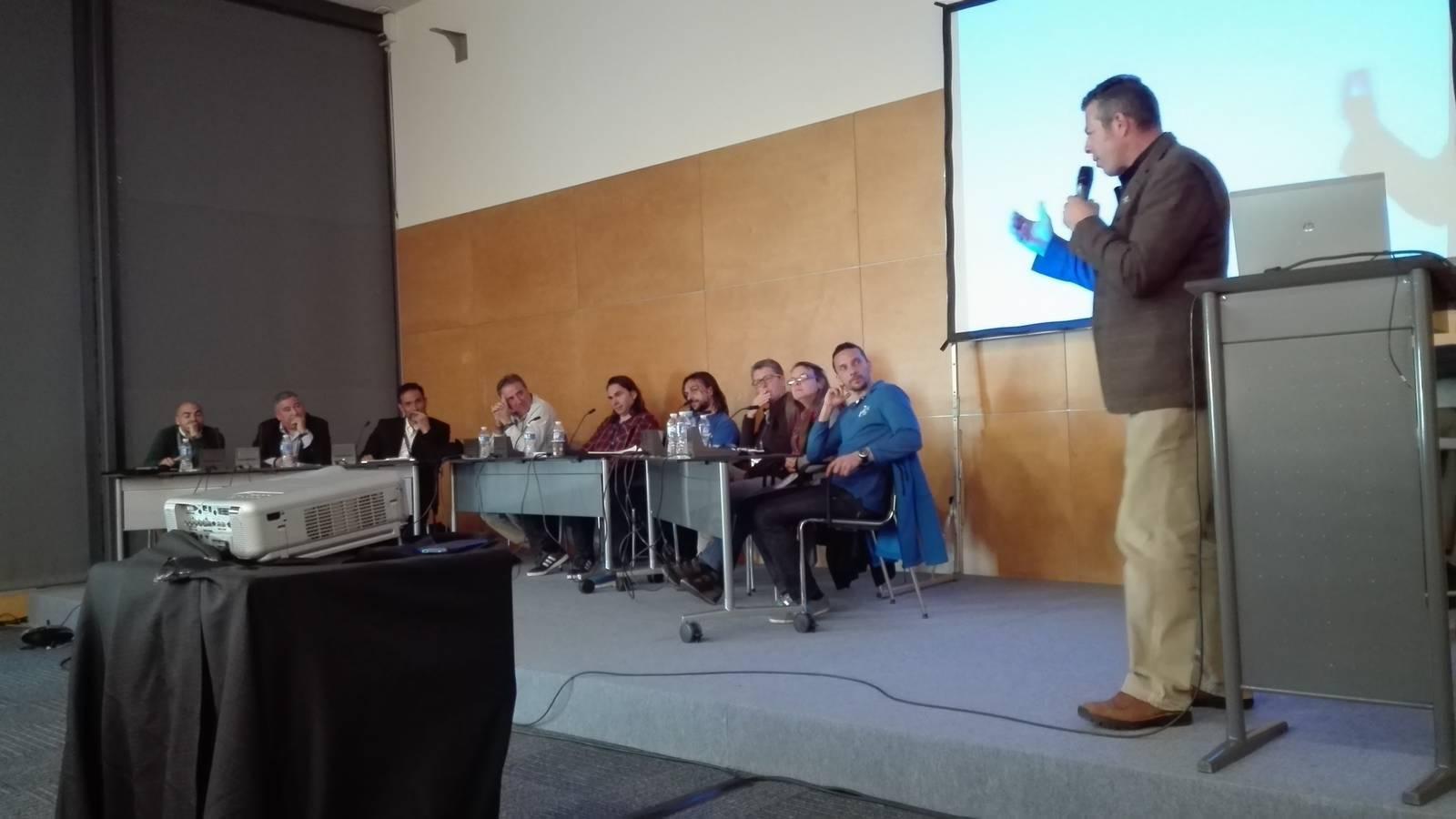 Propet 2016: Congreso de adiestradores