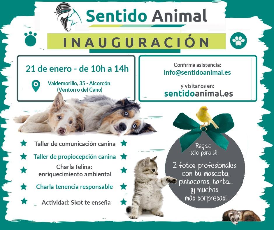 Inauguración de Sentido Animal
