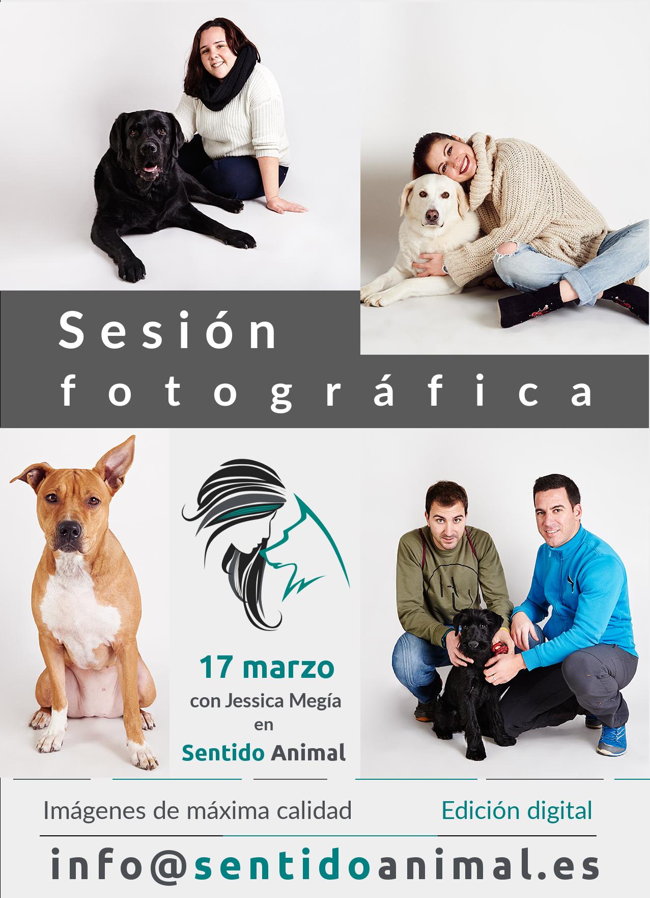 Sesión fotográfica – marzo 2018