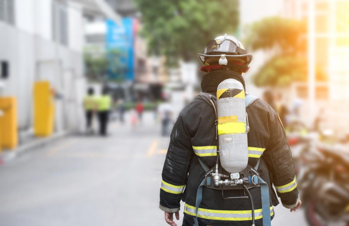 ¿Qué pasa con los animales cuando se declara un incendio?