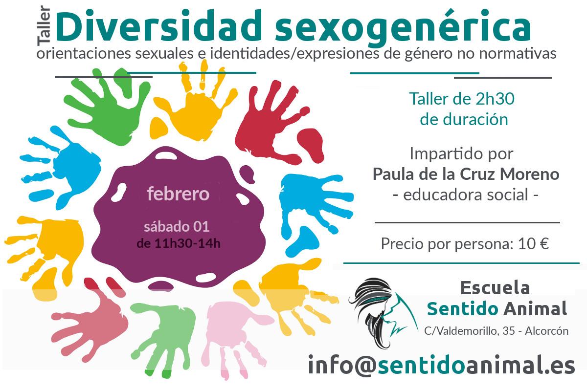 Diversidad sexogenérica