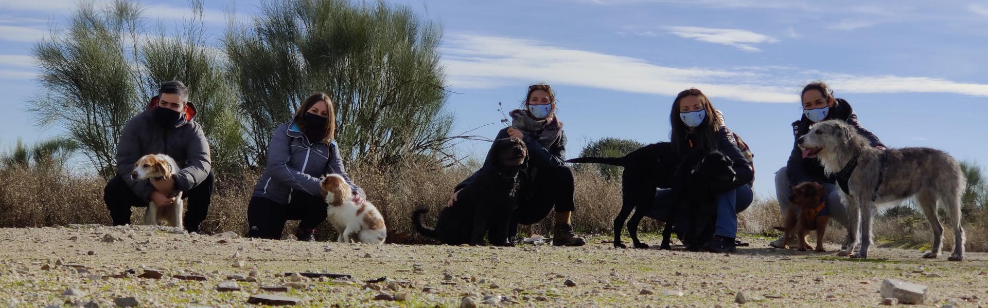 PASIÓN POR LOS ANIMALES, VOCACIÓN POR EL ENTRENAMIENTO Y EL BIENESTAR ANIMAL